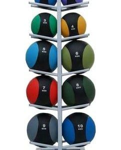 Two colors medicine ball