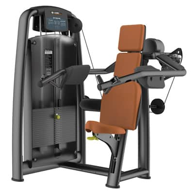 Gamme prestige delts machine