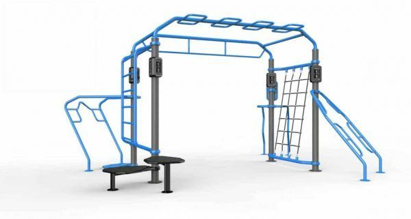 Cage Street Workout OD-2000