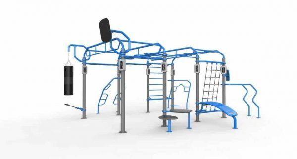 Cage Street Workout OD-5000