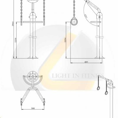 Module Gym Rings BLCRP-3