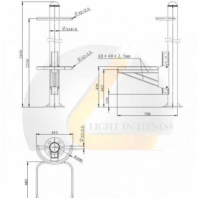 Module Plyo System BLCRP-7