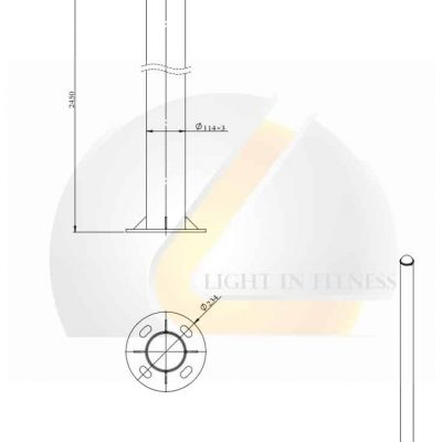 Module column BLCRP-12