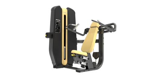 Machine de musculation Shoulder Press Authentique