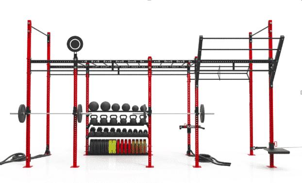 rigs crossfit CF202-Pro
