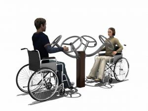 Spinner BLH-1504équipement fitness pmr