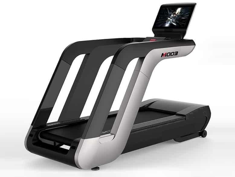 Tapis de course m003 light in fitness - Tapis course professionnel ...