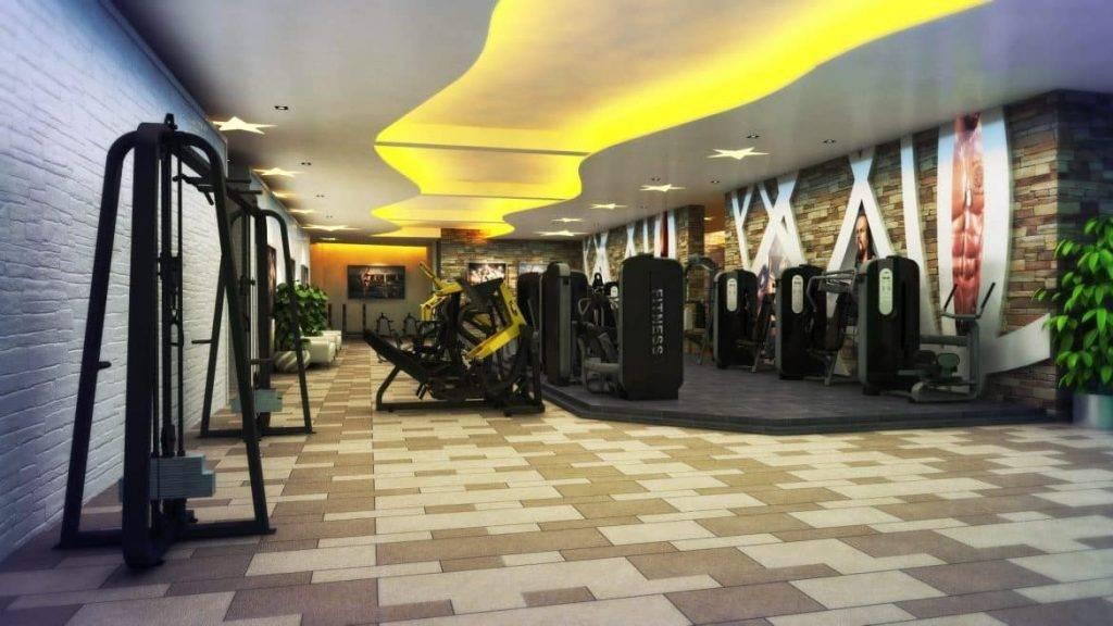 matériel de fitness professionnel light in fitness